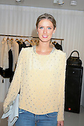 Nicky Hilton wearing Chloe and with Chloe purse