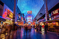 Feel the Fremont Street Experience