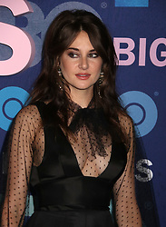 May 29, 2019 - New York City, New York, U.S. - Actress SHAILENE WOODLEY attends HBO's Season 2 premiere of 'Big Little Lies' held at Jazz at Lincoln Center. (Credit Image: © Nancy Kaszerman/ZUMA Wire)