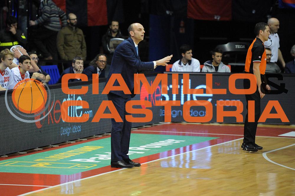 DESCRIZIONE : Biella Lega A 2012-13 Angelico Biella Trenkwalder Reggio Emilia<br /> GIOCATORE : Massimo Cancellieri<br /> CATEGORIA : Delusione<br /> SQUADRA : Angelico Biella<br /> EVENTO : Campionato Lega A 2012-2013 <br /> GARA : Angelico Biella Trenkwalder Reggio Emilia<br /> DATA : 17/02/2013<br /> SPORT : Pallacanestro <br /> AUTORE : Agenzia Ciamillo-Castoria/Max.Ceretti<br /> Galleria : Lega Basket A 2012-2013  <br /> Fotonotizia : Biella Lega A 2012-13 Angelico Biella Trenkwalder Reggio Emilia<br /> Predefinita :