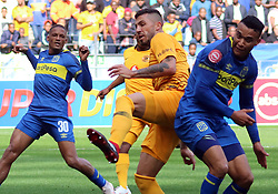 PSL: Craig Martin, Daniel Cardoso, Matthew Rusike - Cape Town City v Kaizer Chiefs, 15 September 2018