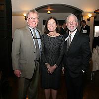 Bill Siedhoff, Mary Ellen Cotsworth, Pat Dougherty