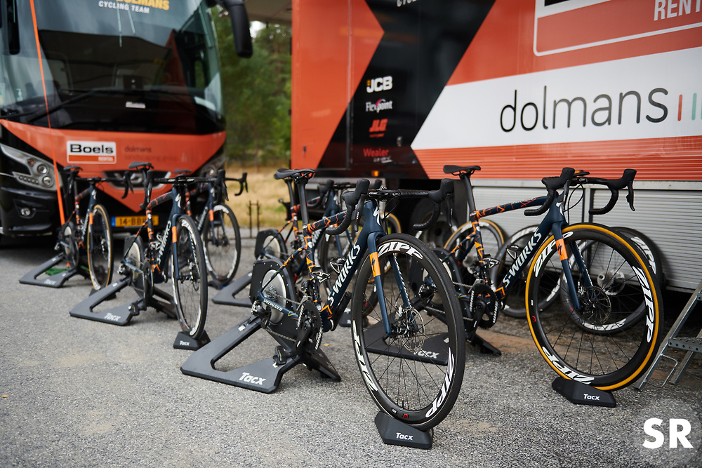 Boels Dolmans at Ladies Tour of Norway 2018 Team Time Trial, a 24 km team time trial from Aremark to Halden, Norway on August 16, 2018. Photo by Sean Robinson/velofocus.com