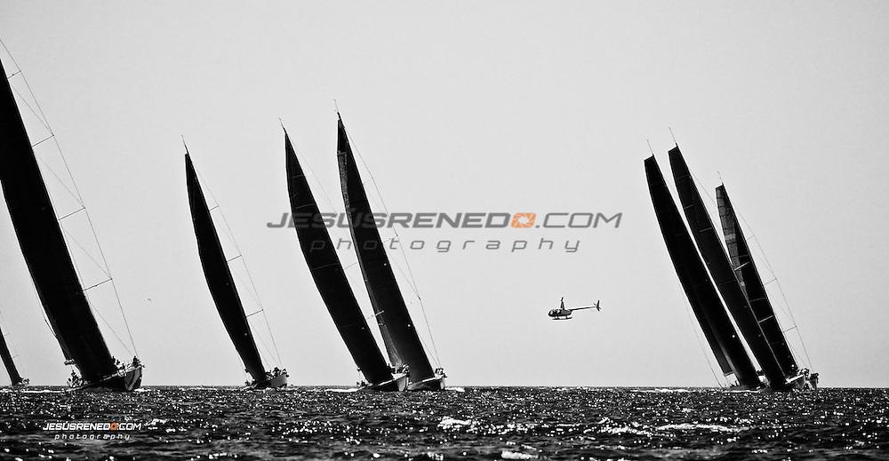 Palmavela 2014 , costal race, saturday 3rd, © Jesús Renedo