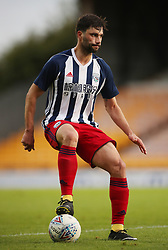 """West Bromwich Albion's Claudio Yacob during the pre-season friendly match at Vale Park, Stoke. PRESS ASSOCIATION Photo. Picture date: Tuesday August 1, 2017. See PA story SOCCER Port Vale. Photo credit should read: Nick Potts/PA Wire. RESTRICTIONS: EDITORIAL USE ONLY No use with unauthorised audio, video, data, fixture lists, club/league logos or """"live"""" services. Online in-match use limited to 75 images, no video emulation. No use in betting, games or single club/league/player publications."""