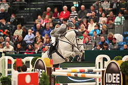Kukuk Christian, (GER), Carilot<br /> Longines FEI World Cup<br /> CSIO Leipzig 2016<br /> © Hippo Foto - Stefan Lafrentz