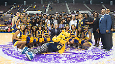 2015-16 A&T Women's Basketball vs Coppin State (MEAC Championship Tourney Game)