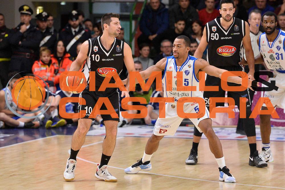 SASSARI 08 GENNAIO 2017<br /> LegaBasket Serie A 2016/2017<br /> Dinamo Banco di Sardegna Sassari - Pasta Reggia Juve Caserta<br /> NELLA FOTO Daniele Cinciarini<br /> FOTO CIAMILLO