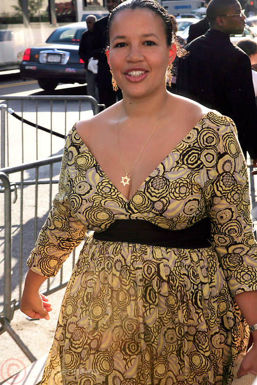 Elinor Tatum at The Apollo Theater 4th Annual Hall of Fame Induction Ceremony & Gala with production design by In Square Circle Design Concepts, held at The Apollo Theater on June 2, 2008