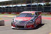 Rick Kelly (Nissan). 2016 Clipsal 500 Adelaide. V8 Supercars Championship Round 1. Adelaide Street Circuit, South Australia. Friday 4 March 2016. Photo: Clay Cross / photosport.nz