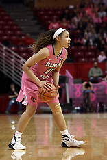 2015-16 Illinois State Redbirds Women's Basketball photos