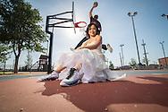 May 17, 2014; San Antonio, TX, USA; Bridal photo at the 807 N San Marcos, San Antonio, TX 78207.