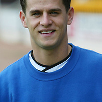 St Johnstone Training..29.06.04<br />