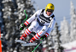 10.03.2018, Kvitfjell, NOR, FIS Weltcup Ski Alpin, Kvitfjell, Abfahrt, Herren, im Bild Franz Max // Franz Max in action during the men's downhill of FIS Ski Alpine World Cup in Kvitfjell, Norway on 2018/03/10. EXPA Pictures © 2018, PhotoCredit: EXPA/ Jonas Erikson
