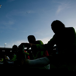 20110324: SLO, Football - Practice session of Slovenia's National team