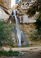 Lower Calf Creek Canyon, Lower Calf Creek Falls,  in the Grand Staircase-Escalante National Monument.