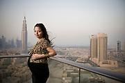 Asma Chapti Dadabhoy, fashion designer.