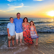 Vance Family Beach Photos