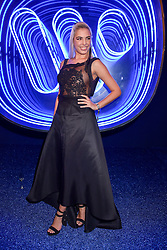 Amber Le Bon at the Warner Music & Ciroc Brit Awards party, Freemasons Hall, 60 Great Queen Street, London England. 22 February 2017.