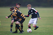 13-11-2016 Dundee FC Academy v Alloa Athletic 15s and 17s