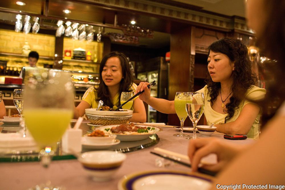 Dining at Gingko