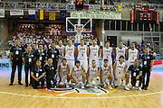 DESCRIZIONE : Alicante Spagna Spain Eurobasket Men 2007 Italia Slovenia Italy Slovenia <br /> GIOCATORE : Team Nazionale Italia Uomini <br /> SQUADRA : Nazionale Italia Uomini Italy <br /> EVENTO : Eurobasket Men 2007 Campionati Europei Uomini 2007 <br /> GARA : Italia Slovenia Italy Slovenia <br /> DATA : 03/09/2007 <br /> CATEGORIA : <br /> SPORT : Pallacanestro <br /> AUTORE : Ciamillo&amp;Castoria/G.Ciamillo <br /> Galleria : Eurobasket Men 2007 <br /> Fotonotizia : Alicante Spagna Spain Eurobasket Men 2007 Italia Slovenia Italy Slovenia <br /> Predefinita :