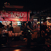 Messerly and Ewing at Madonna's Bar and Grill for MPMF09_Thursday
