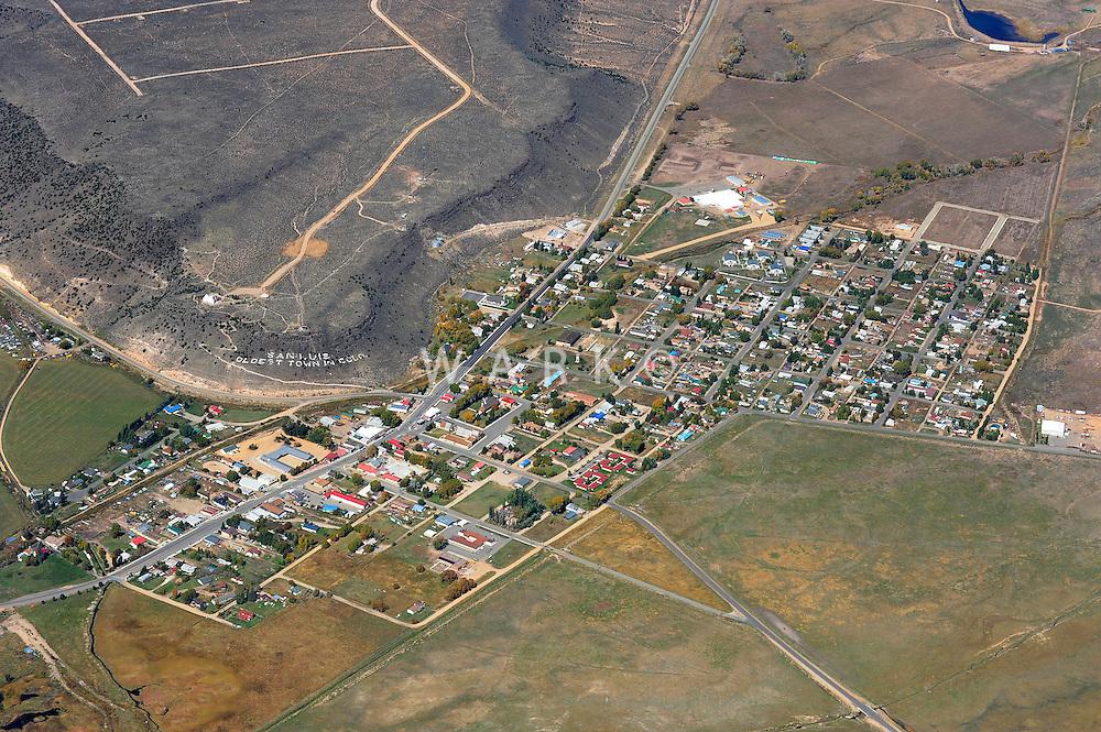 San Luis, Colorado.  Oldest town in Colorado.  2007