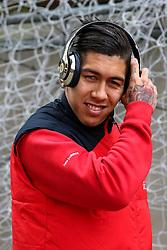 Roberto Firmino of Liverpool Mamadou Sakho of LiverpoolDre - Mandatory byline: Jason Brown/JMP - 07966386802 - 06/03/2016 - FOOTBALL - London - Selhurst Park - Crystal Palace v Liverpool - Barclays Premier League