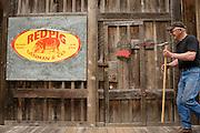 Bob Denman of Red Pig Tools