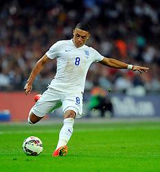 England's Alex Oxlade-Chamberlain (Arsenal) - Photo mandatory by-line: Joe Meredith/JMP - Mobile: 07966 386802 - 3/09/14 - SPORT - FOOTBALL - London - Wembley Stadium - England v Norway - International Friendly