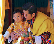 King Wangchuck & Prince - Jigme Bhutan National Day