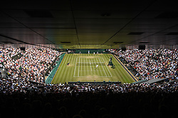 Ambiance at the 2019 Wimbledon Championships at the AELTC in London, GREAT BRITAIN, on July 6, 2019. Photo by Corinne Dubreuil/ABACAPRESS.COM