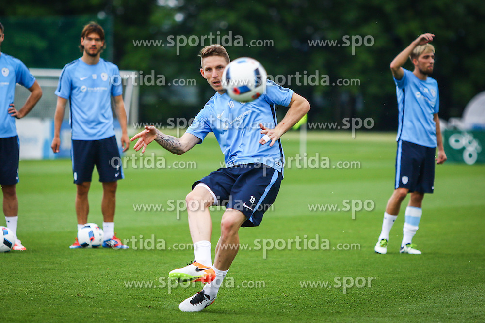 Rajko Rotman during practice session of Slovenian Football Team practice session of Slovenian National Team before game against Sweden, on May 26, 2016 in Football centre Brdo pri Kranju, Slovenia. Photo by Ziga Zupan / Sportida