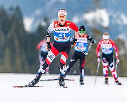 02.03.2019, Seefeld, AUT, FIS Weltmeisterschaften Ski Nordisch, Seefeld 2019, Langlauf, Damen, Massenstart 30 km, im Bild Lisa Unterweger (AUT) // Lisa Unterweger of Austria during the ladie's Mass start 30 km competition of the FIS Nordic Ski World Championships 2019. Seefeld, Austria on 2019/03/02. EXPA Pictures © 2019, PhotoCredit: EXPA/ Stefan Adelsberger