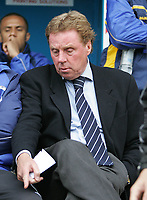 Photo: Lee Earle.<br /> Portsmouth v Middlesbrough. The Barclays Premiership. 15/04/2006. Portsmouth manager Harry Redknapp.