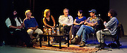 "New Orleans Photo Alliance ""Six Shooters"" panel discussion at the Contemporary Arts Center; Euphus Ruth, Richard Sexton,Eleanor Owen Kerr, Bruce Schultz, Lisa Silvestri, and Ed Richards; Moderated by: Richard McCabe, Preparator of the Ogden Museum of Art"