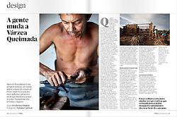 Revista P&uacute;blica - P&uacute;blico, Portugal<br /> Projeto A GENTE TRANSFORMA<br /> Fevereiro, 2012