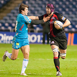 Edinburgh Rugby v Aironi | RaboDirect Pro12 League | 02 December 2011
