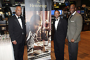 l to r: Noel Hankin, Kyle Donavan and Larry Dunlap at The 2009 NV Awards: A Salute to Urban Professionals sponsored by Hennessey held at The New York Stock Exchange on February 27, 2009 in New York City. ....