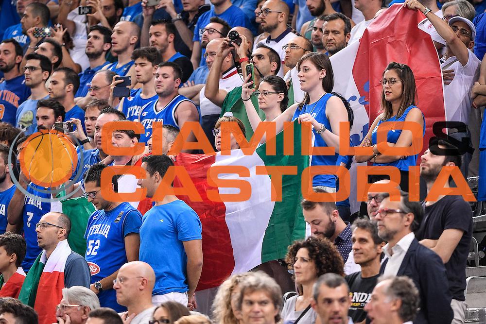 DESCRIZIONE: Torino FIBA Olympic Qualifying Tournament Semifinale Italia - Messico<br /> GIOCATORE: <br /> CATEGORIA: Nazionale Italiana Italia Maschile Senior<br /> GARA: FIBA Olympic Qualifying Tournament Semifinale Italia - Messico<br /> DATA: 08/07/2016<br /> AUTORE: Agenzia Ciamillo-Castoria/ M.Ozbot