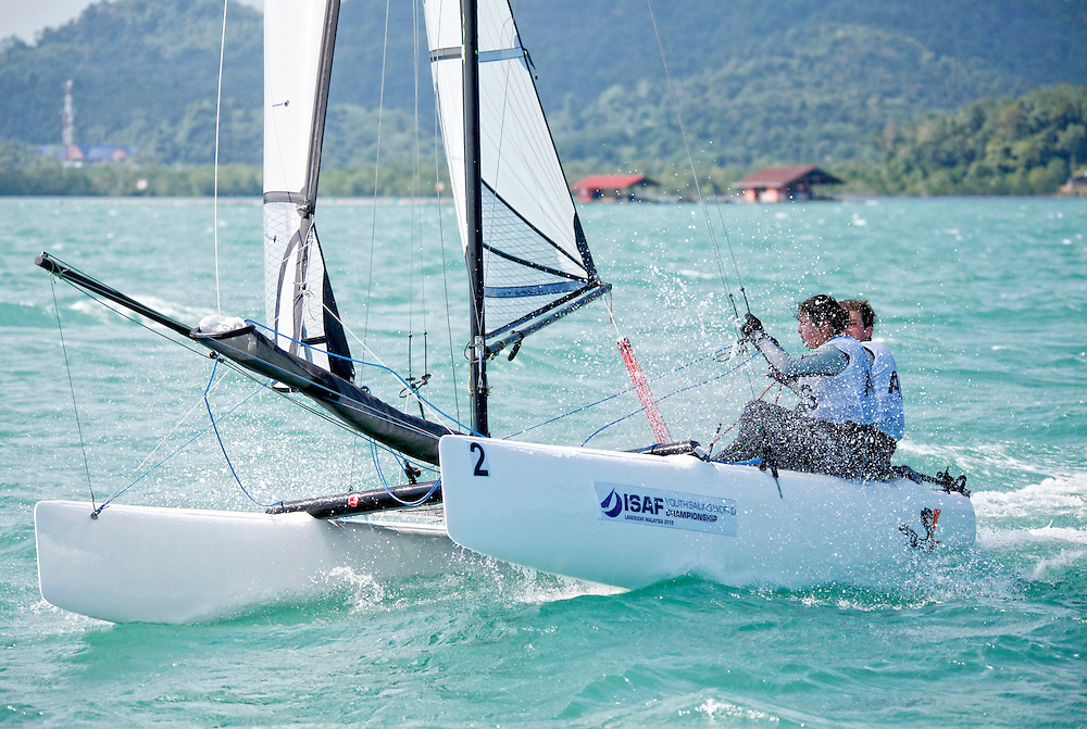 Australia	Sirena SL16	Open	Crew	AUSSR29	Sophie	Renouf<br />