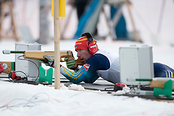 , UKR, Short Distance Biathlon, 2015 IPC Nordic and Biathlon World Cup Finals, Surnadal, Norway