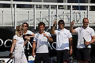 08_00408 © Sander van der Borch. Valencia - Spain,  May 18th 2008 . Extreme40 practice regatta.