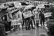 Bayou Bridge Pipeline Protest in NOLA