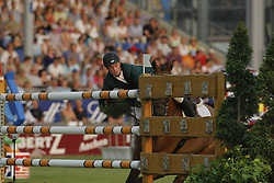 Lynch Denis (IRL) - Lantinus<br /> Mercedes-Benz Preis part of the Meydan FEI Nations Cup<br /> CHIO Aachen 2009<br /> Photo © Dirk Caremans