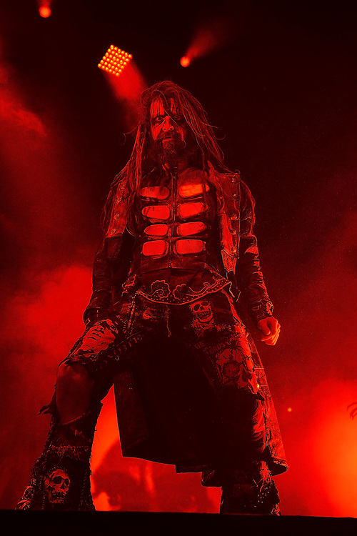 BETHLEHEM, PA - NOVEMBER 26:  Rob Zombie performs at Sands Bethlehem Event Center on November 26, 2013 in Bethlehem, Pennsylvania.  (Photo by Lisa Lake/Getty Images)