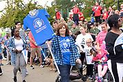IDF Walk, Philadelphia/Pennsauken, NJ, October 15,2017