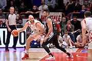 Andrea Crosariol<br /> The FlexX Pistoia Basket - Pasta Reggia Juve Caserta<br /> Lega Basket Serie A 2016/2017<br /> Pistoia 13/02/2017<br /> Foto Ciamillo-Castoria