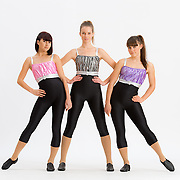 PW Dancewear, new contemporary & jazz costumes